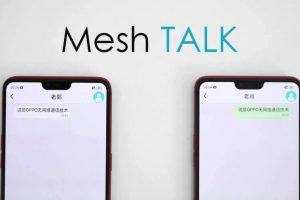 Mesh Talk