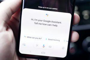 google assitance